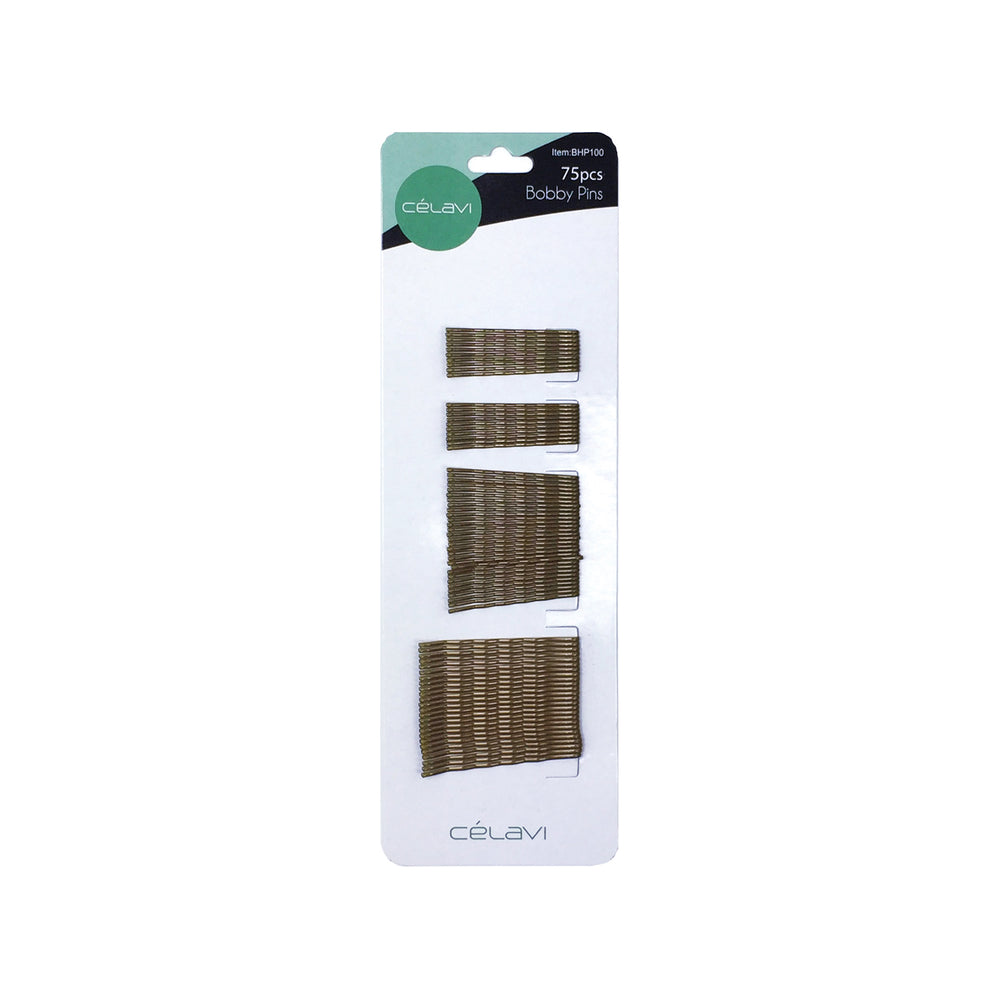 Celavi Color Bobby Pins