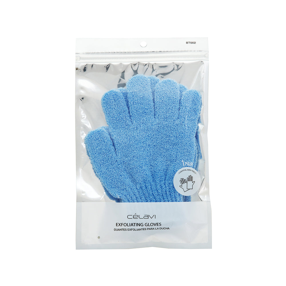 Load image into Gallery viewer, Celavi 2PC Exfoliating Gloves