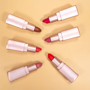Celavi Silky Amoree Matte Lipstick (Set of 6)