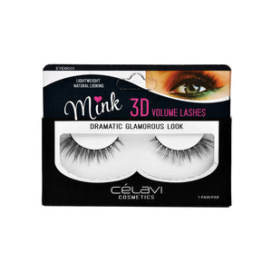 Load image into Gallery viewer, Celavi 3D Volume Mink Eyelashes #21