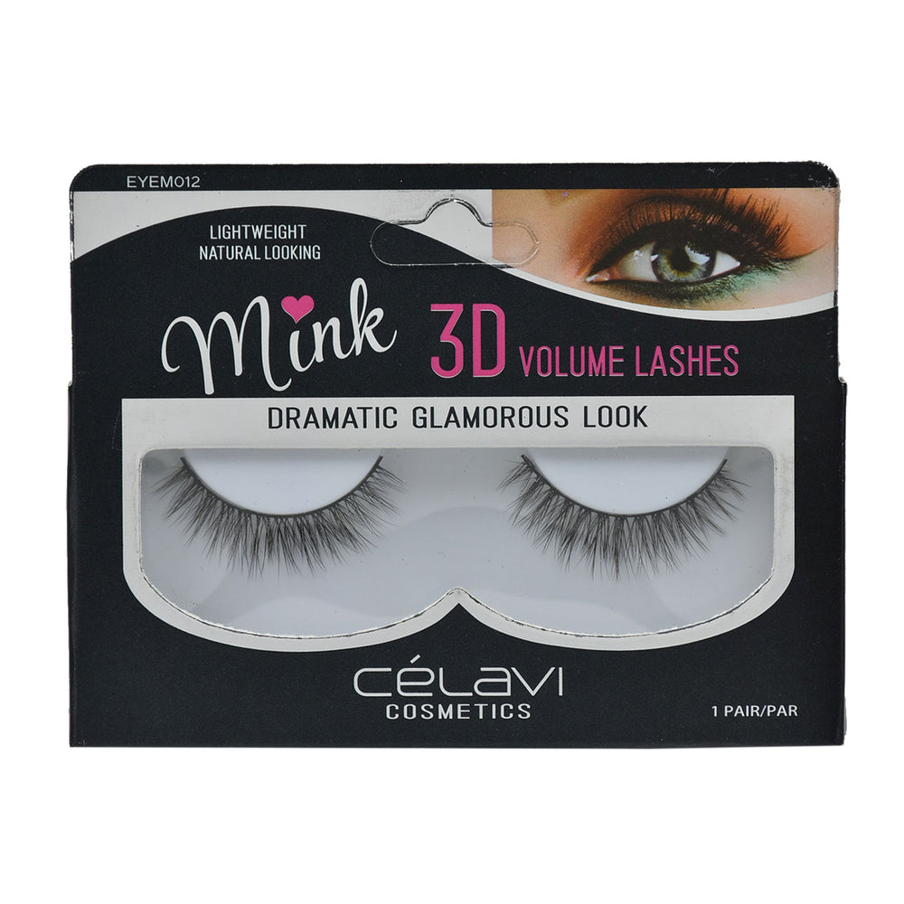 Load image into Gallery viewer, Celavi 3D Volume Mink Eyelashes