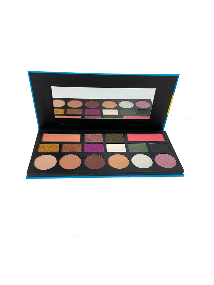 Celavi Ultimate Sheer Eyeshadow Palette