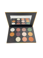 Celavi Beauty Faves Shimmer Eyeshadow Palette