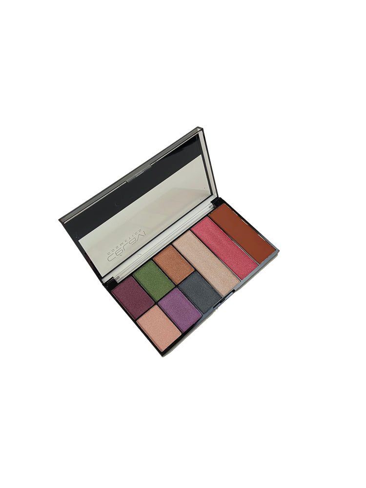 Celavi Radiant Gold Eyeshadow Palette