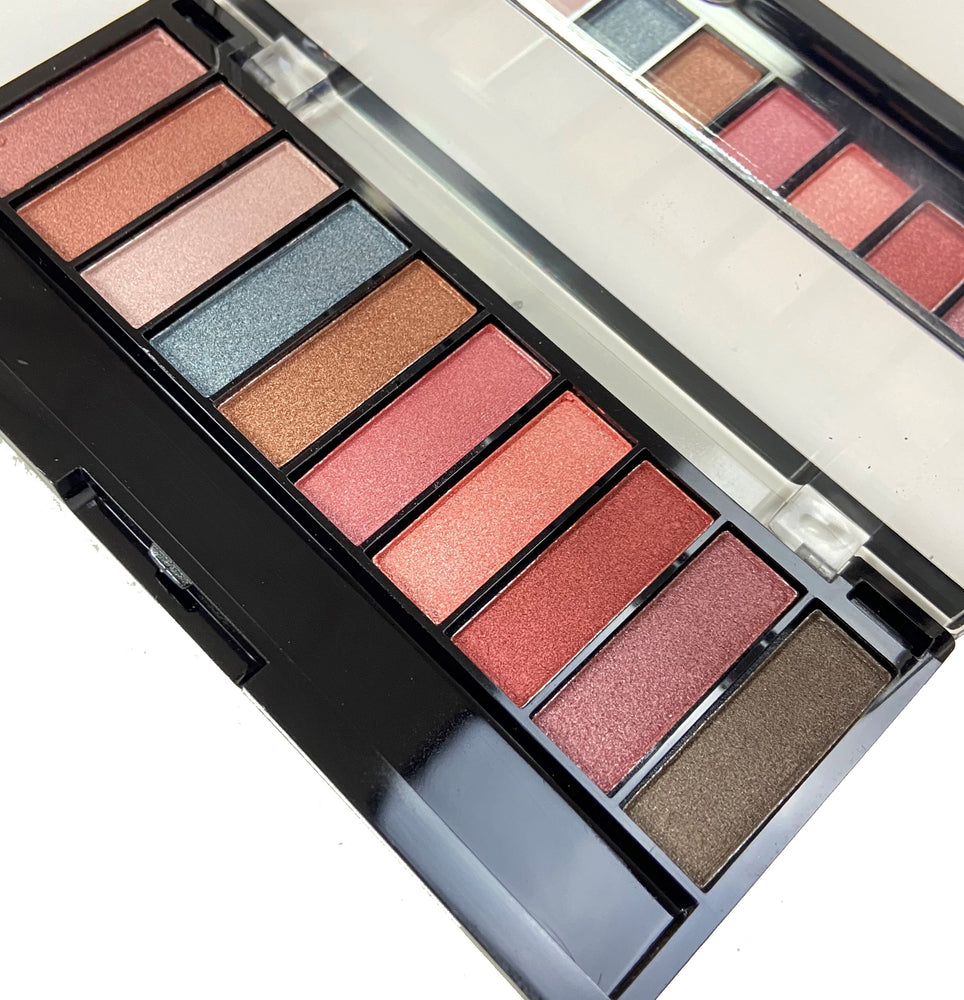 Load image into Gallery viewer, Celavi Glam Eyeshadow  Palette