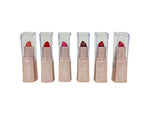 Natural Glam Matte Lipstick (Set of 6)