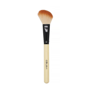 Load image into Gallery viewer, Celavi Bamboo Angled Blush Brush