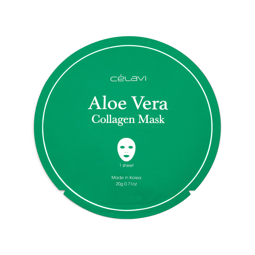 Celavi Round Essence Sheet Mask