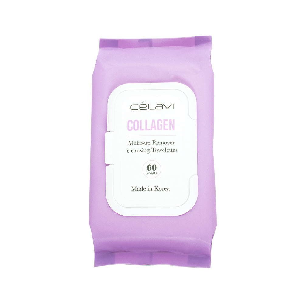 Celavi Cleansing Wipes | 60 Sheets
