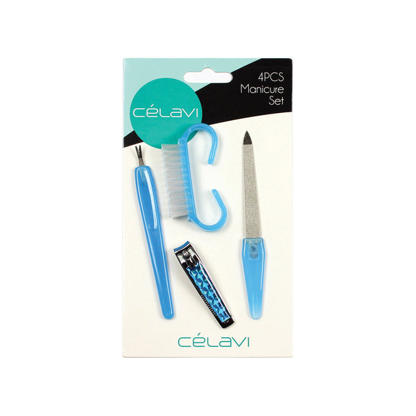 Celavi 4PC Manicure Set