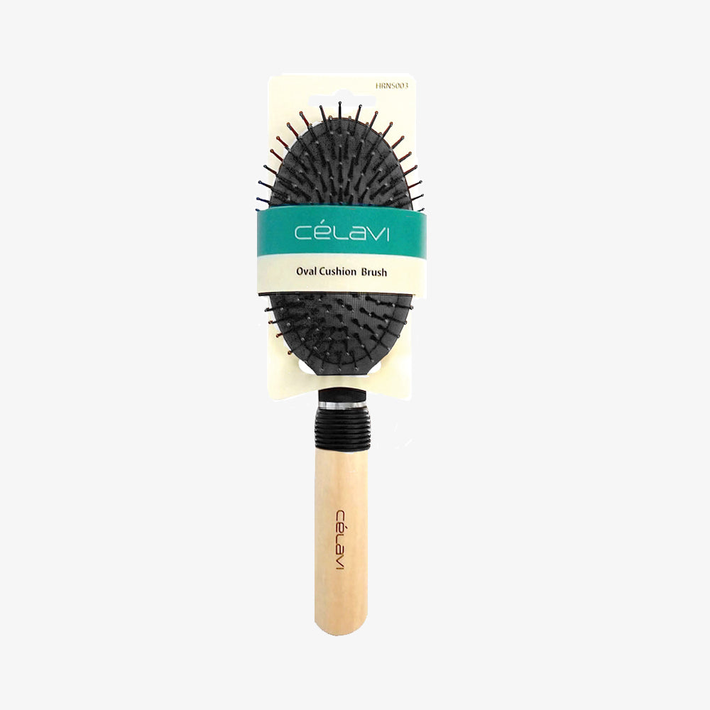 Load image into Gallery viewer, Celavi Oval Cushion Brush