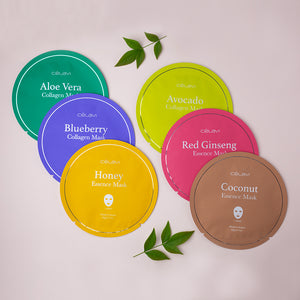 Celavi Coconut Essence Sheet Mask