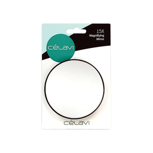 Celavi Portable 15X Magnifying Mirror