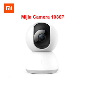 Original Xiaomi Mijia 1080P Smart Camera IP Cam Webcam Camcorder 360 Angle WIFI Wireless Night Vision AI Enhanced Motion Detect