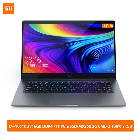 Original Xiaomi Mi Laptop Notebook 15.6