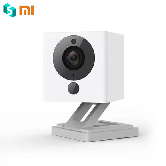 Original New Xiaomi Mijia CCTV Xiaofang Digital Zoom Smart Camera IP 110 Degree 8X 1080P WIFI Wireless Control Cam Night Vision