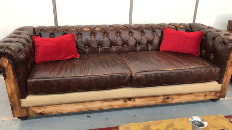 SILLON CHESTERFIELD ESTRUCTURAL