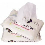 Liners/wipes (single and bulk packs)