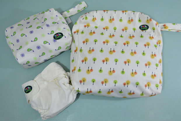 Wet bags (small and large)