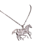 Collier cheval <br/> Maman