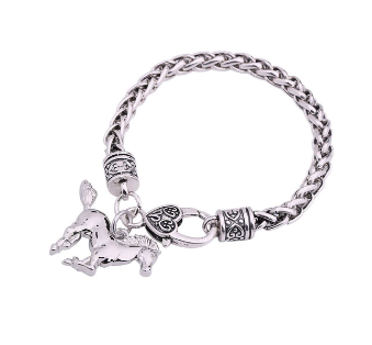 Bracelet cheval <br/> Antique
