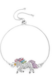 Bracelet cheval </br> Multicolore