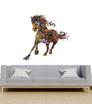 Stickers Cheval <br/> Couleur
