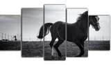 Tableau Cheval Solitaire