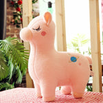 Peluche Cheval Rose