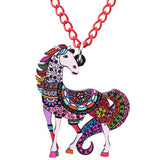 Collier cheval <br/> Multicolore