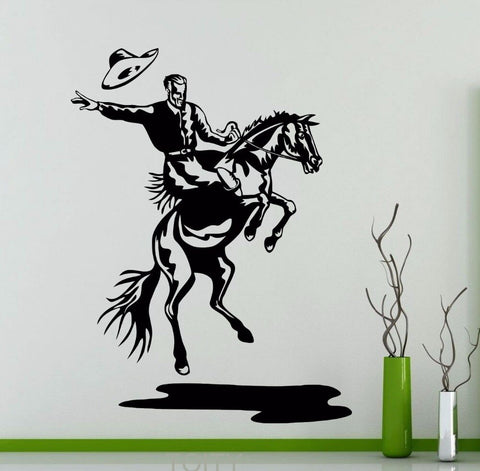 Stickers Cheval <br/> Rodeo