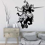 Stickers Cheval <br/> Chevalier