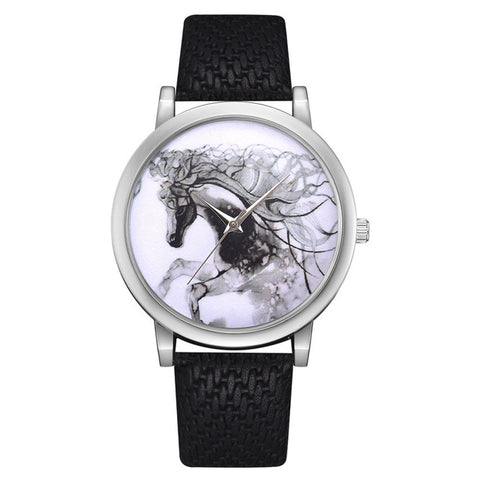 Montre Cheval Luxe
