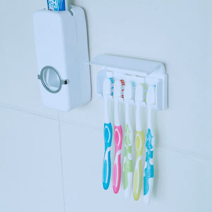 Automatic Toothpaste Dispenser & Holder
