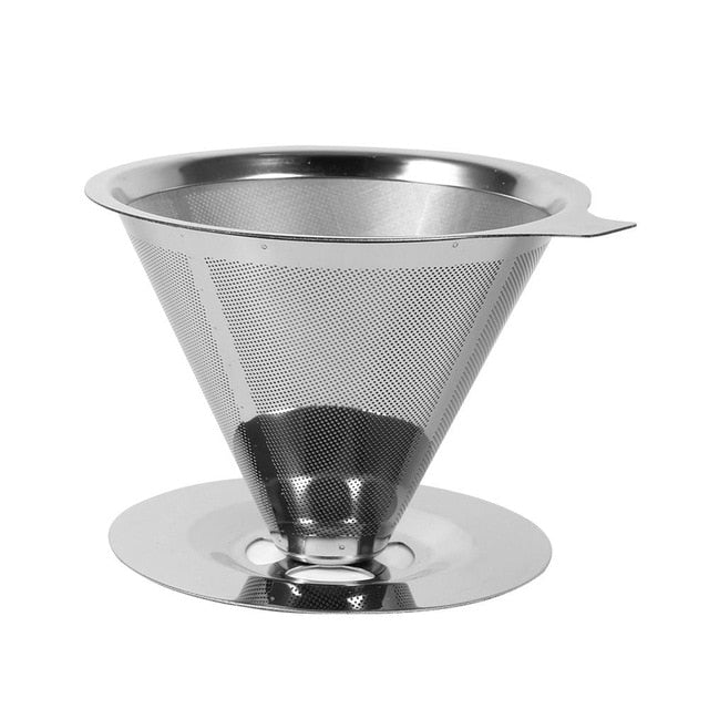Steel Reusable Coffee Filter