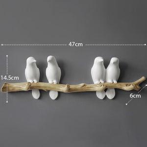 Bird Wall Hanger