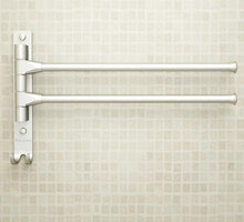 Load image into Gallery viewer, Aluminium Towel Rack