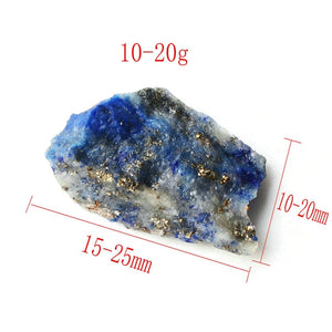 Lapis Lazuli Natural Minerals Rough Raw Stone