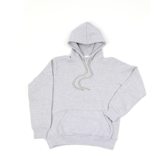 Heather Embossed Hoodie