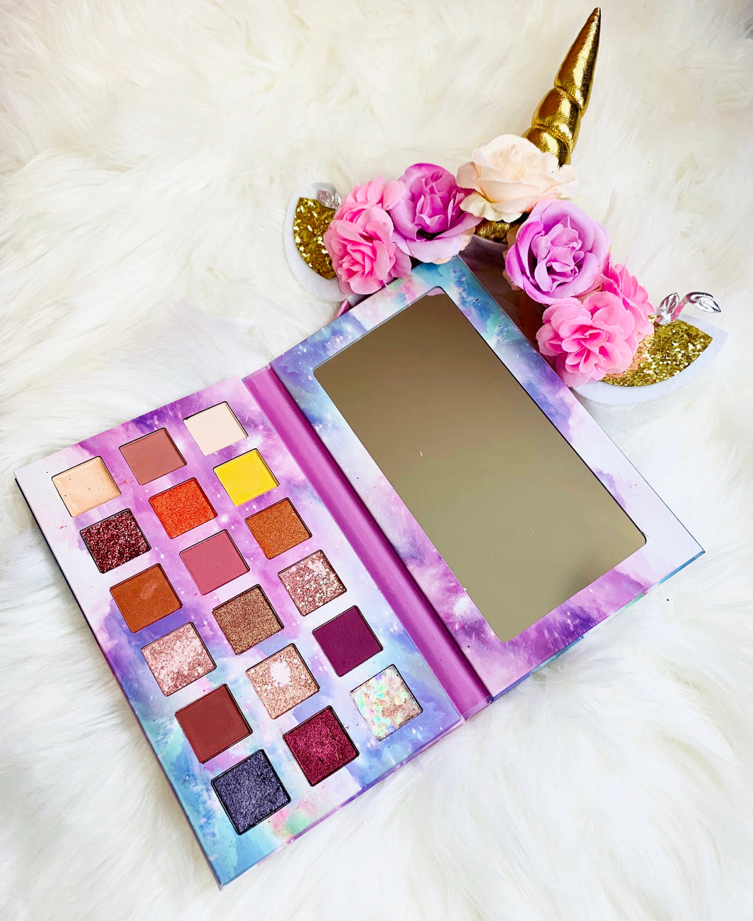 Eyeshadow Palette - Brielle