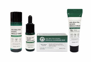 AHA, BHA, PHA 30 Days Miracle Starter Limited Set - EVE