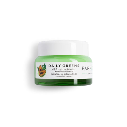 Daily Greens Oil-Free Gel Moisturizer with Moringa and Papaya