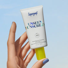 Load image into Gallery viewer, Unseen Sunscreen SPF 40