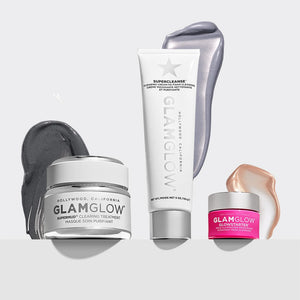 Clear Skin in 3, 2, 1 SUPERMUD® Set