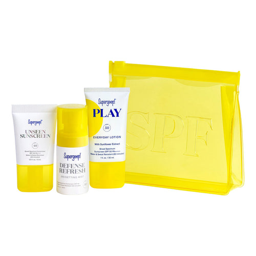 The Jet Set SPF Kit