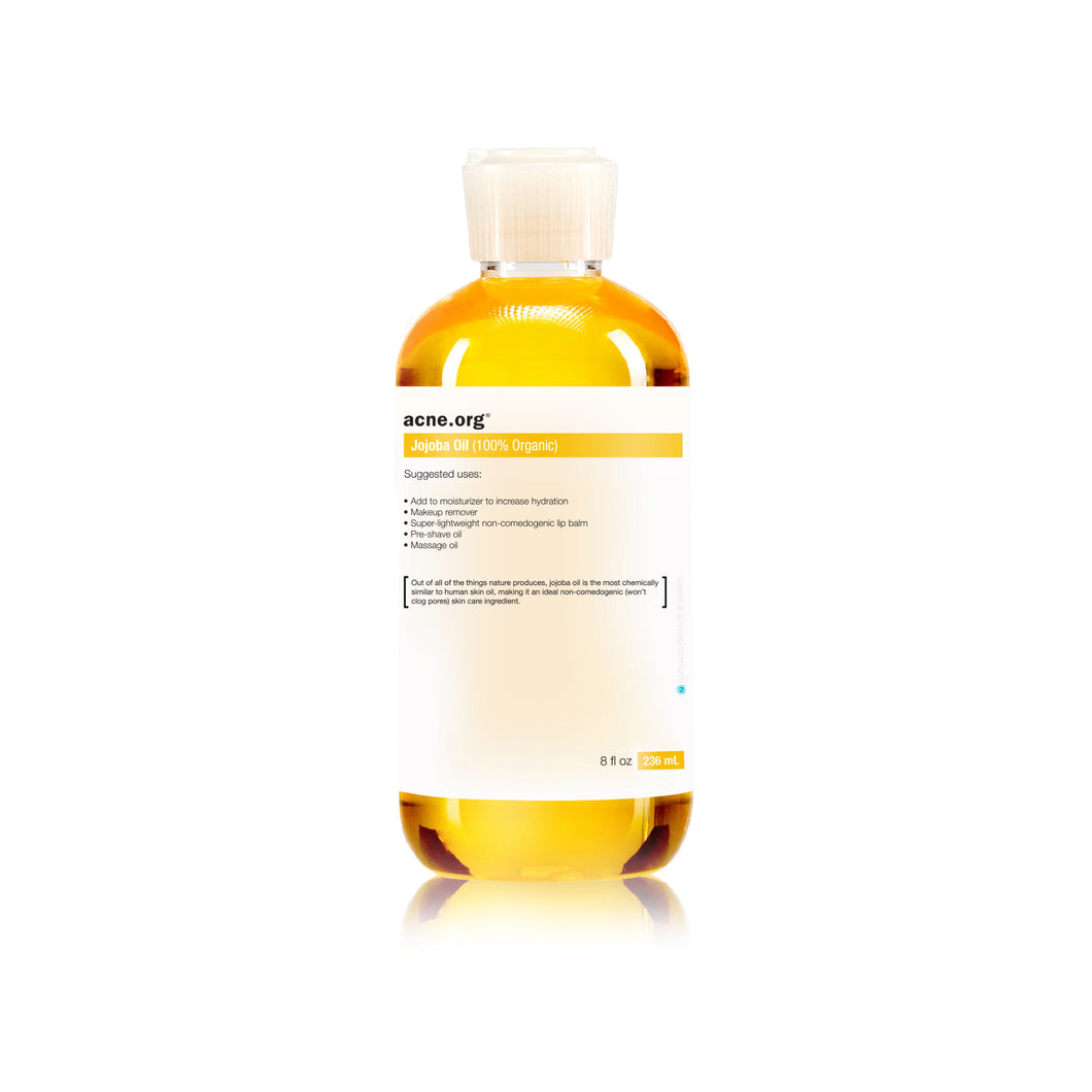 Organic Jojoba Oil - 236ML