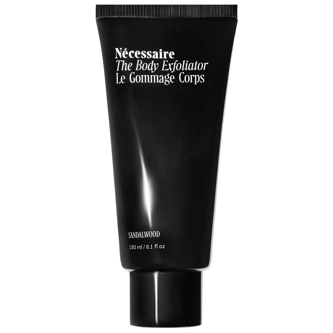 The Body Exfoliator - With Bamboo Charcoal