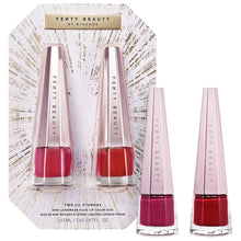 Load image into Gallery viewer, Two Lil Stunnas Mini Longwear Fluid Lip Color Duo
