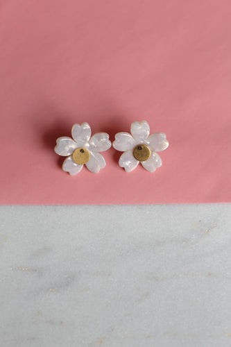 Dreamy Floral Studs