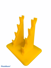 Load image into Gallery viewer, GlobMobUSA 3D Printed Quad Dabber Stand